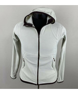 ARCTERYX Jacket Lightweight Fleece Hoodie Polartec Sweatshirt Women's Small - $59.99