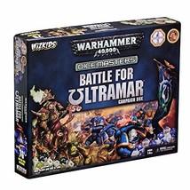 WizKids Warhammer 40,000 Dice Masters: Battle for Ultramar Campaign Box - $35.41