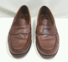 G.H. Bass Men's Weejuns - Genuine Leather Penny Loafers Slip on - 11.5 D - $45.93