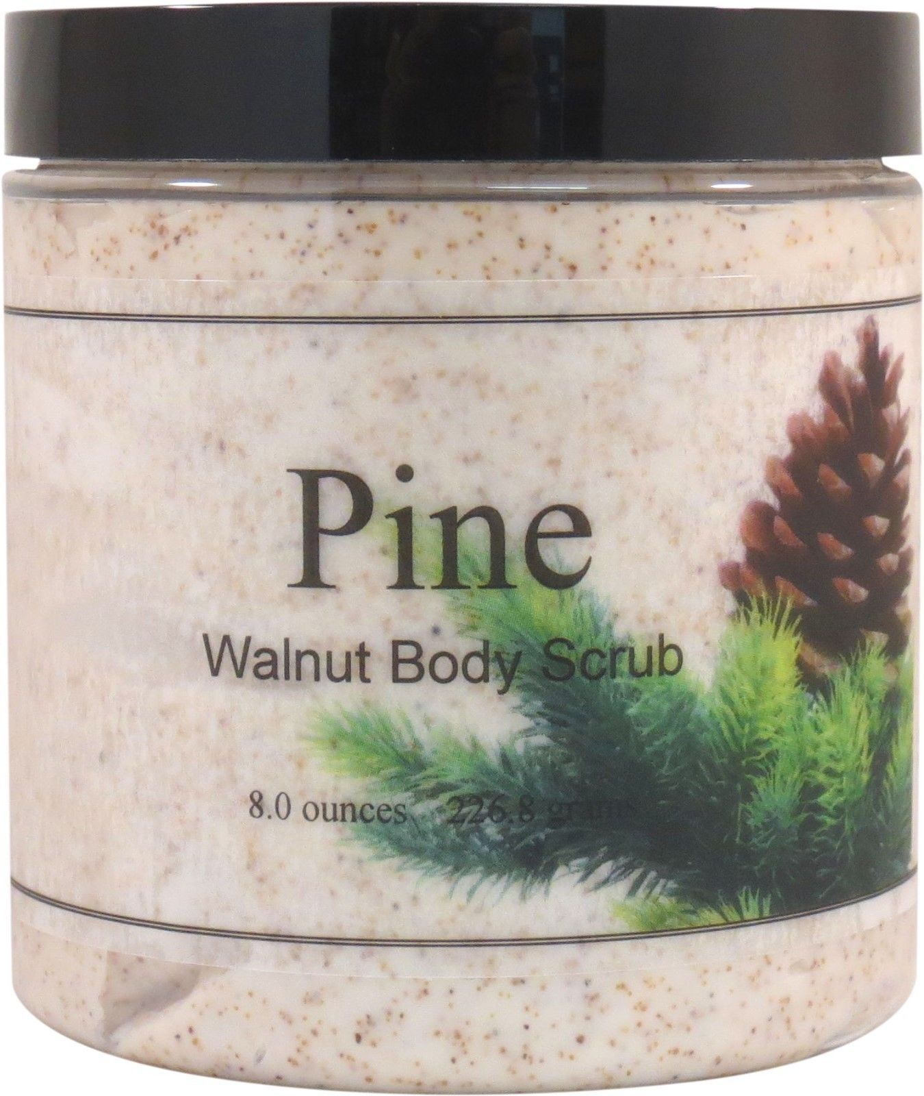 Pine Walnut Body Scrub