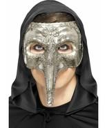 Luxury Venetian Capitano Mask, One Size, Halloween Fancy Dress - $11.86