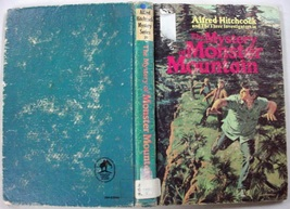 Three Investigators The Mystery of Monster Mountain no.20 GLB Alfred Hit... - $15.00