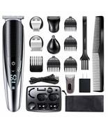 Hattteker Mens Beard Trimmer Grooming kit Hair trimmer Mustache trimmer ... - $37.78