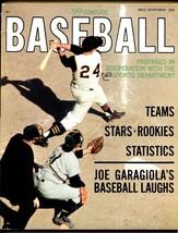 NBC Complete Baseball-1961-MLB teams-Alvin Dark-Orlando Cepeda-Roger Maris-VF/NM - $60.63