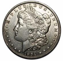 1894O MORGAN SILVER DOLLAR COIN Lot# EA 56