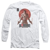 Bloodshot Reborn Long Sleeve T Shirt Valiant Comics graphic tee Rai VAL100 image 1