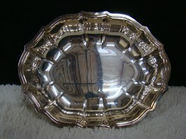 Chippendale International Silver Company #697 Silverplated Fruit/Decorat... - $24.99