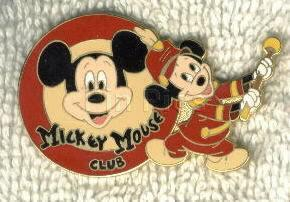 Disney Mickey Mouse Club LE pin/pins