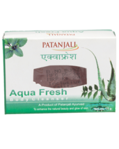 PATANJALI OJAS AQUAFRESH BODY CLEANSER SOAP BAR- 75gm  - $10.99+