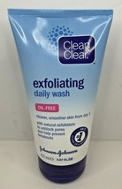 Clean & Clear Exfoliating Daily Wash Oil-Free 5.07 Fl. Oz. - $9.89