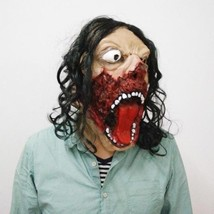 Halloween Party Scary Mummy Mask Adult Zombie Horror Monster Decor Ghost... - £35.53 GBP