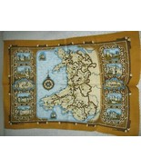 Wales Cymru is the Welsh name for Wales Cotton Tea Towel Vista - $11.70