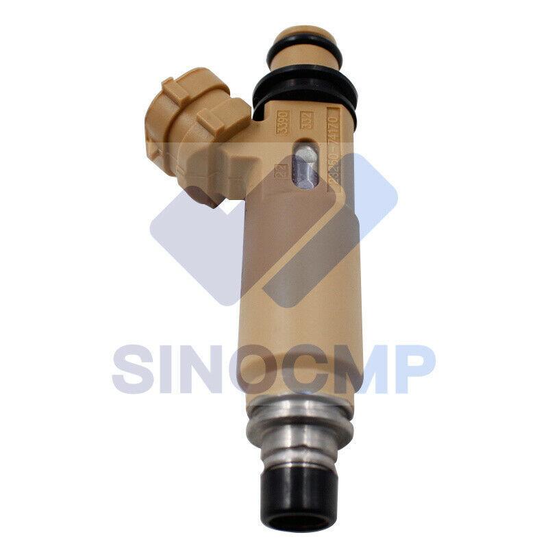 Injectors 23250-74170 New OEM Fuel InjectorsFits For Toyota Camry Rav4 Avensis