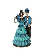 Pacific Giftware Day of the Dead Celebration Skeleton Couple Figurine 8 ... - $35.63