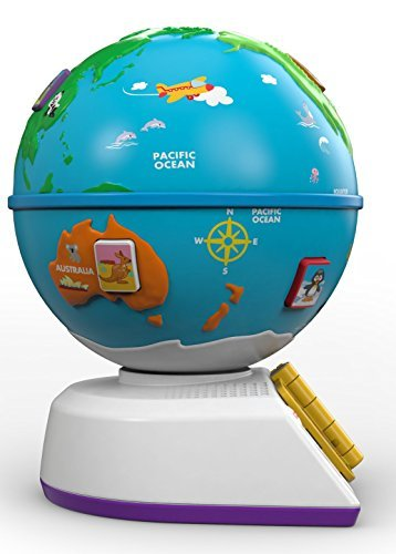 Fisher-Price Laugh & Learn Greetings Globe image 4