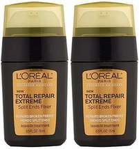 L'Oreal Advanced Haircare Total Repair Extreme Split Ends Fixer Leave-In... - $19.80