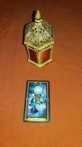 Gilded Tarot Reading with ONE card make best possible choice. ONE QUESTION  - $5.99