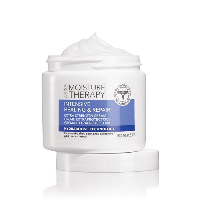 Avon Moisture Therapy Intensive Healing & Repair Extra Strength Cream - $5.55