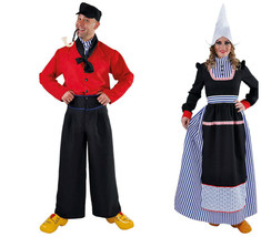 "Eurovision - DUTCH Man Costume 38-50"" chest - $48.18"