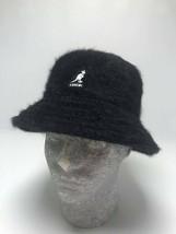 Men's Kangol Furgora Black Bucket Hat - $98.00