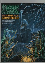 The Corpse That Love Built - Dungeon Crawl Classic Level 2 2018 Hallowee... - $7.83