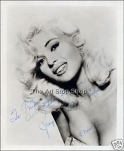 Jayne Mansfield autograph photo - $3.85