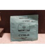 Elgin Watch Crystal Part CY580-40 C42 19.5 x 14.6 - $7.69