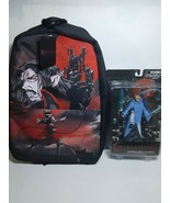 CASTLEVANIA BACK PACK + SYPHA ACTION FIGURE - FREE SHIPPING - $46.75