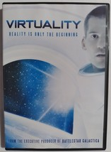 DVD  -  VIRTUALITY  -  ( REALITY  IS  ONLY  THE  BEGINNING )  -  MOVIE - $3.00