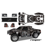 RC Body Graphics Kit Decal Sticker Wrap For Helion Dominus 10SC Truck RE... - $29.65