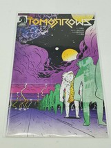 The Tommorrows # 4 Nm Comic - $2.22