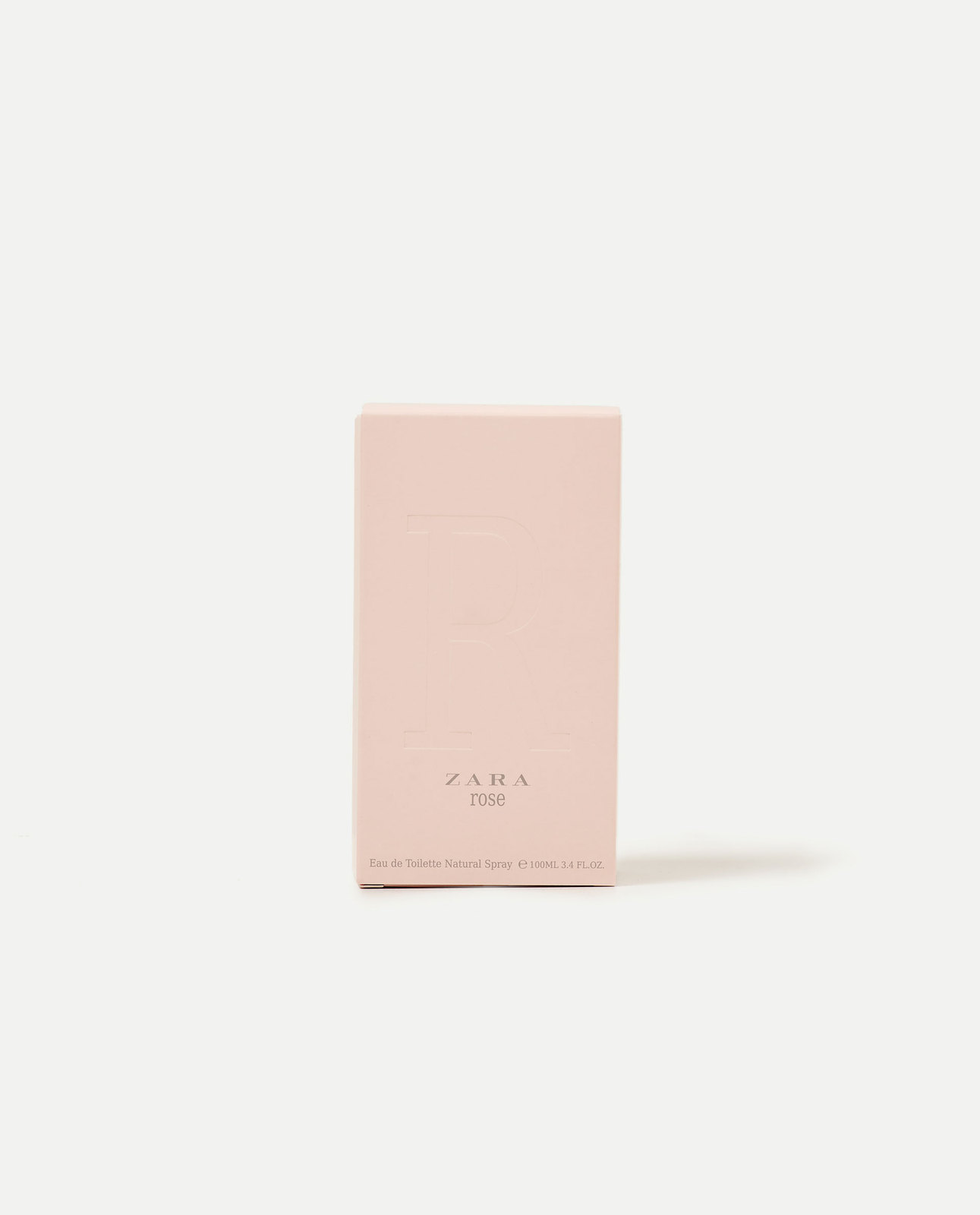 ZARA WOMAN FRAGRANCES – ROSE - EAU DE TOILETTE 100ml/ 3.4oz