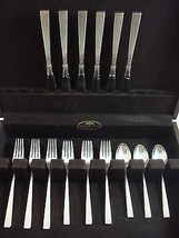 Dawn Rose by International Sterling Silver Flatware Set Service 24 Piece... - $1,500.00