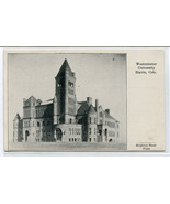 Westminster University Harris Colorado 1910c postcard - $7.43