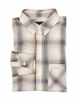 Rieles para mujer Devyn RW35223 Camicia Peach Slate Multicolor M - $33.31