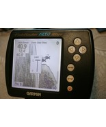 Garmin 240 Fishfinder w airmar P66 trabsducer - $182.33