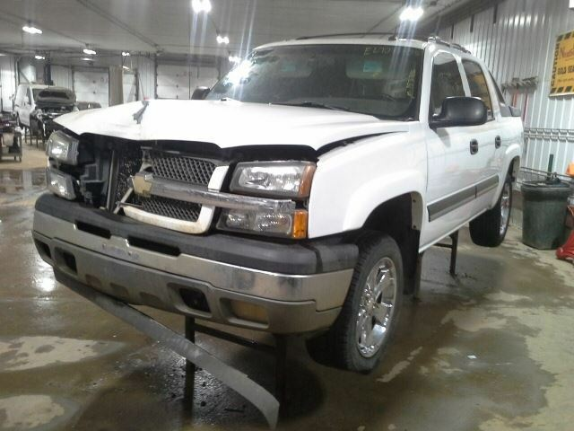 2005 Chevy Avalanche 1500 Interior Rear View And 38 Similar