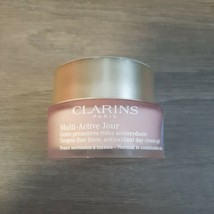 Clarins Multi Action Jour Normal to Combination Skin 1.7oz **READ** - $20.99