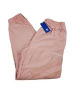 Adidas Originals Sweat Pants Large Track Jogger Running Pastel Pink GL6152 Mens - $79.95