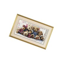 Dimensions Gold Collection Counted Cross Stitch Kit, A Row Of Love, 14 Count  - $56.99