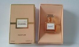 CHANEL Parfum 1.5ml ALLURE pure Perfume Micro Mini - $27.93
