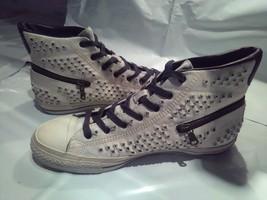 Size 9 Converse John Varvatos Mens Shoe! Stylish Worn Look! Reg$185 Sale$89.99 - $84.14