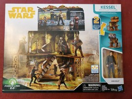 Star Wars Solo Force Link 2.0 Kessel Mine Escape Playset With Han Solo Figure - $50.52