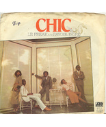 "CHIC 45 rpm with Picture Sleeve ""Le Freak"" - $1.98"