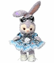 Disney Sea Stella Lou S Alice in Wonderland Dress Costume set light blue... - $103.95