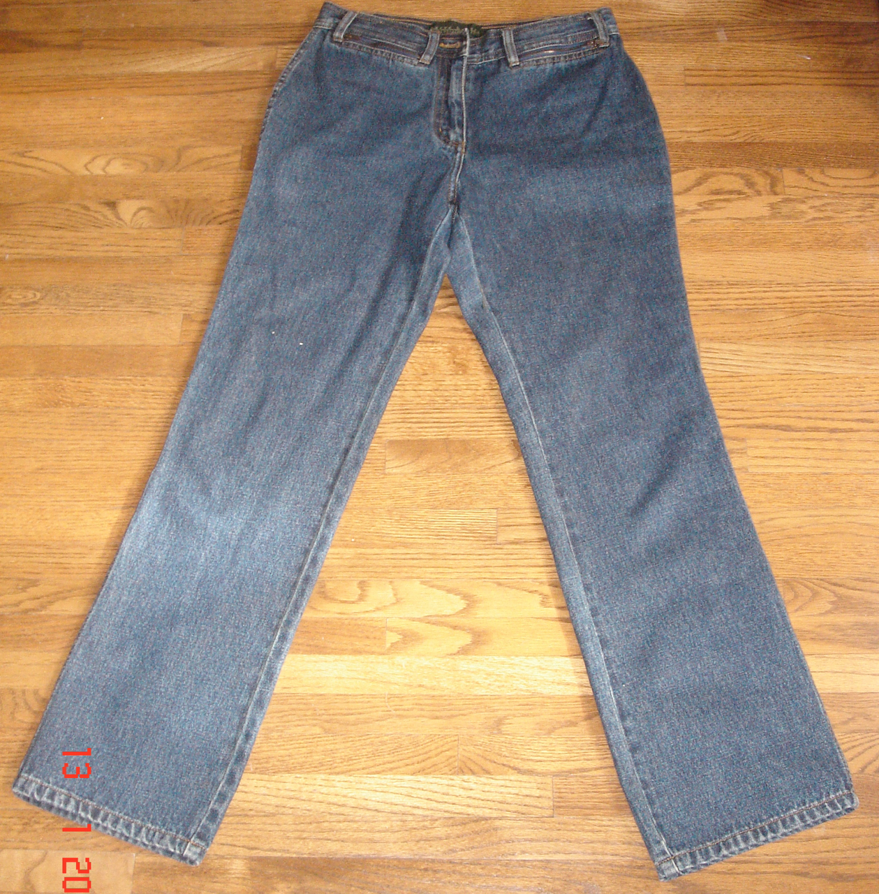 Primary image for Gently Used Jeans by Harve Benard ~ Size 4