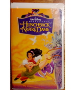 The Hunchback of Notre Dame (VHS, 1997) Freebie!  You just p - $0.00