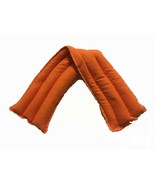 Orange Neck Size You Pick a Scent Ricepack Microwaveable Hot Cold Pack R... - $18.99