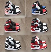 Men's Nike Air Jordan Light Leather Sports Shoes - $679.00