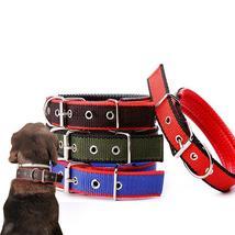 Walk Me Nylon Flat Dog Collar - $21.82